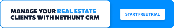 NetHunt CRM for Real Estate Business