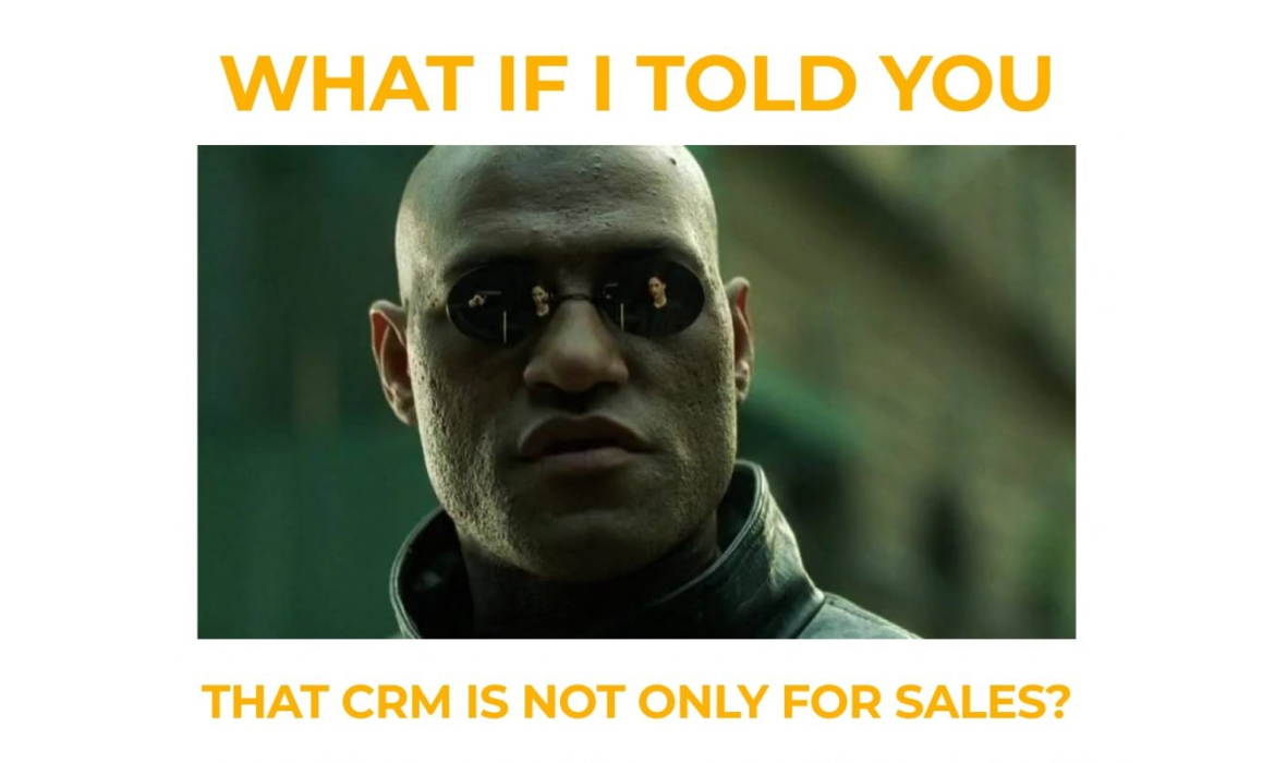 Which Companies Need a CRM. A Small but Kinda Serious Research