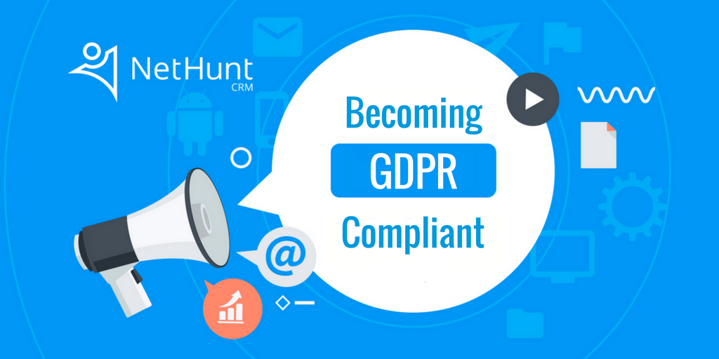 NetHunt and GDPR Compliance