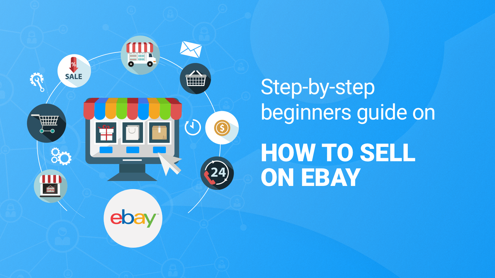 Step-by-step beginners guide on how to sell on eBay | NetHunt CRM