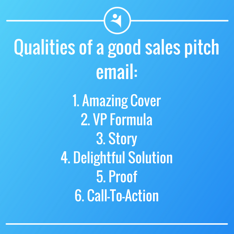 Email Sails Pitch Samples
