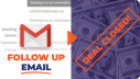 Email Marketing Tutorial: Top Tips for Follow Up Emails after a Quotation [+ Templates] screen