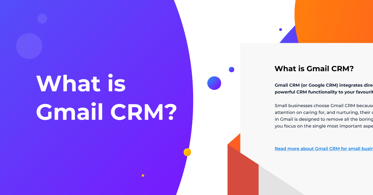 The real CRM for Gmail   NetHunt
